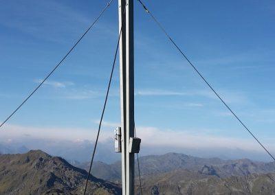 Gipfelkreuz am östlichen Salzachgeier